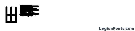 Hangulgothic Font