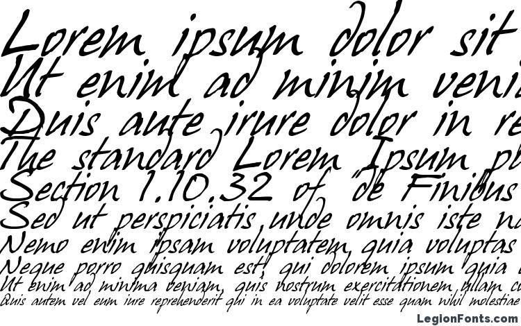 specimens HansHand cyr font, sample HansHand cyr font, an example of writing HansHand cyr font, review HansHand cyr font, preview HansHand cyr font, HansHand cyr font