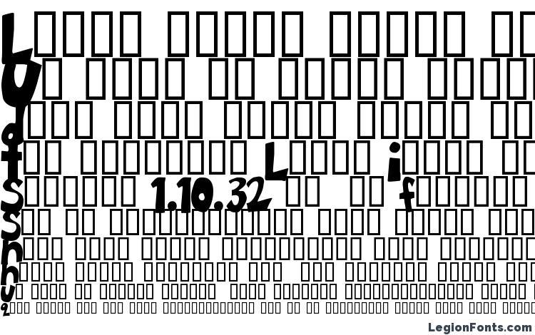 specimens Happh font, sample Happh font, an example of writing Happh font, review Happh font, preview Happh font, Happh font