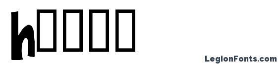 Happh Font