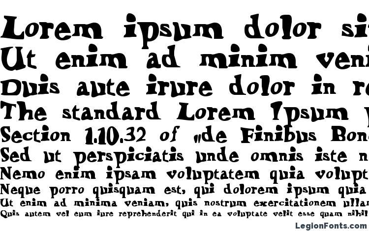 specimens Happylarry font, sample Happylarry font, an example of writing Happylarry font, review Happylarry font, preview Happylarry font, Happylarry font