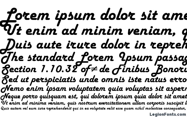 specimens Harlekin DB font, sample Harlekin DB font, an example of writing Harlekin DB font, review Harlekin DB font, preview Harlekin DB font, Harlekin DB font