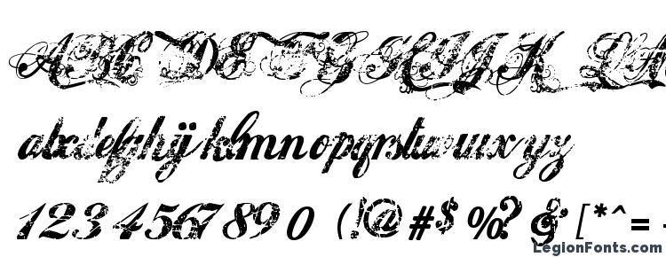 glyphs Hawaii Killer font, сharacters Hawaii Killer font, symbols Hawaii Killer font, character map Hawaii Killer font, preview Hawaii Killer font, abc Hawaii Killer font, Hawaii Killer font
