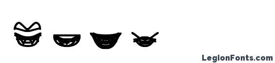 Head ding maker brk Font