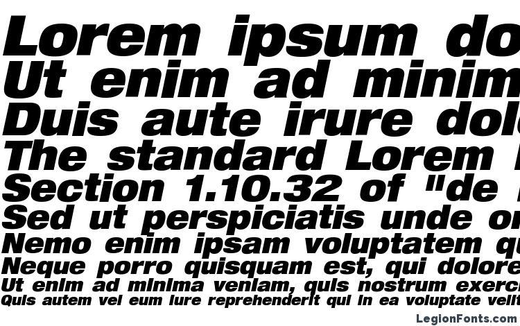 specimens Heavenetica9P UBlkOblSH font, sample Heavenetica9P UBlkOblSH font, an example of writing Heavenetica9P UBlkOblSH font, review Heavenetica9P UBlkOblSH font, preview Heavenetica9P UBlkOblSH font, Heavenetica9P UBlkOblSH font