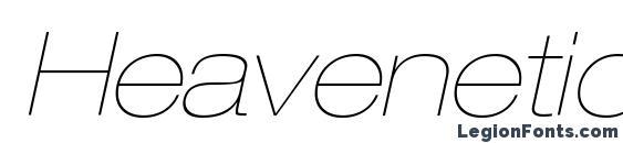 HeaveneticaExtd2 ULtOblSH font, free HeaveneticaExtd2 ULtOblSH font, preview HeaveneticaExtd2 ULtOblSH font