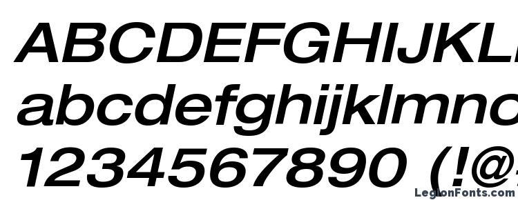 глифы шрифта HeaveneticaExtd6 MedOblSH, символы шрифта HeaveneticaExtd6 MedOblSH, символьная карта шрифта HeaveneticaExtd6 MedOblSH, предварительный просмотр шрифта HeaveneticaExtd6 MedOblSH, алфавит шрифта HeaveneticaExtd6 MedOblSH, шрифт HeaveneticaExtd6 MedOblSH