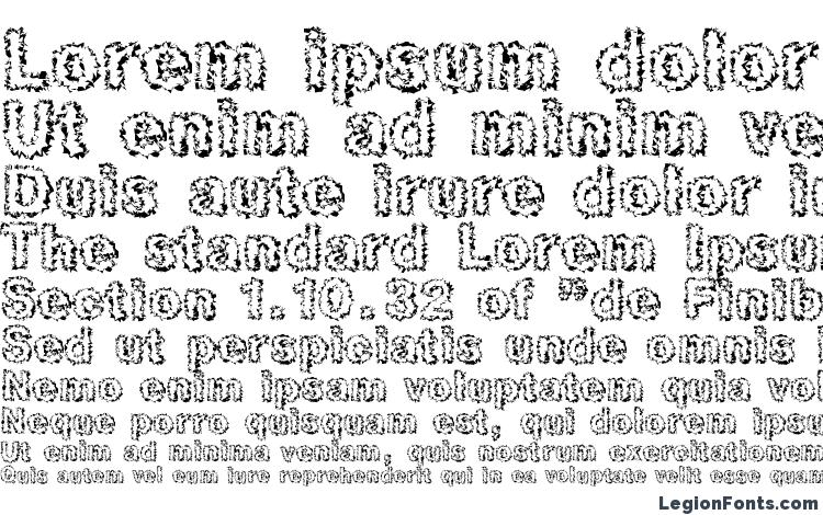 specimens Heb2 DB font, sample Heb2 DB font, an example of writing Heb2 DB font, review Heb2 DB font, preview Heb2 DB font, Heb2 DB font
