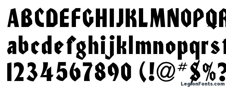 glyphs Heidelberg Normal font, сharacters Heidelberg Normal font, symbols Heidelberg Normal font, character map Heidelberg Normal font, preview Heidelberg Normal font, abc Heidelberg Normal font, Heidelberg Normal font