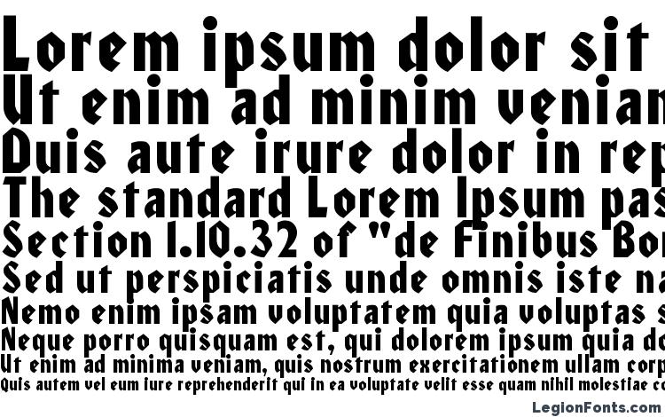 specimens Heidelberg Normal font, sample Heidelberg Normal font, an example of writing Heidelberg Normal font, review Heidelberg Normal font, preview Heidelberg Normal font, Heidelberg Normal font