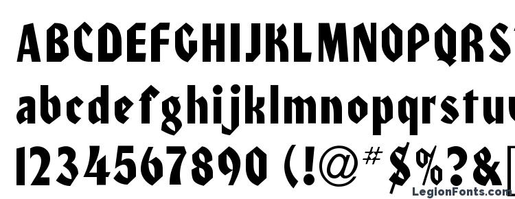 glyphs HeilonDB Normal font, сharacters HeilonDB Normal font, symbols HeilonDB Normal font, character map HeilonDB Normal font, preview HeilonDB Normal font, abc HeilonDB Normal font, HeilonDB Normal font