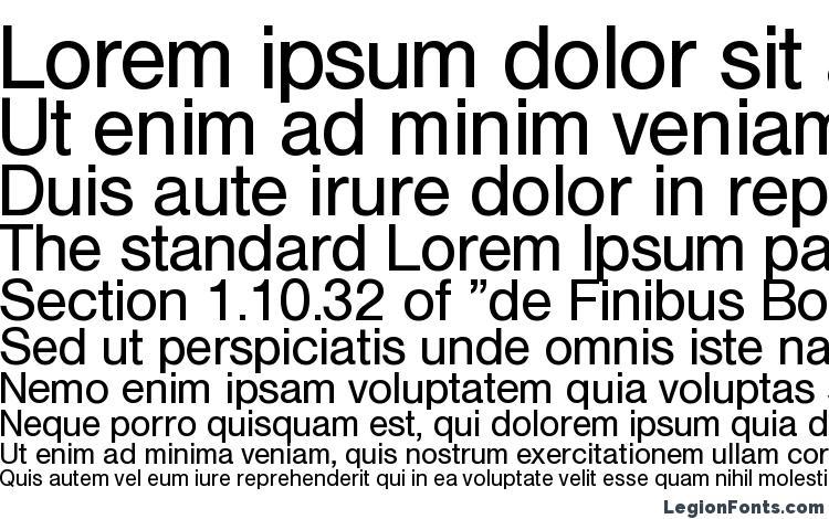 specimens HelbaDB Normal font, sample HelbaDB Normal font, an example of writing HelbaDB Normal font, review HelbaDB Normal font, preview HelbaDB Normal font, HelbaDB Normal font