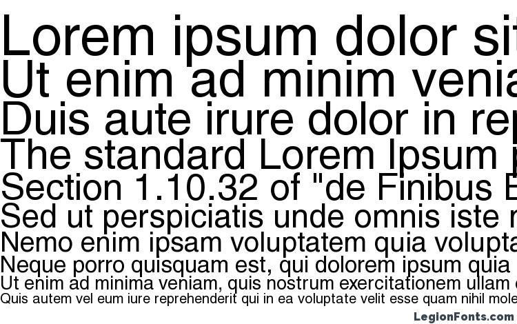 specimens Helios font, sample Helios font, an example of writing Helios font, review Helios font, preview Helios font, Helios font