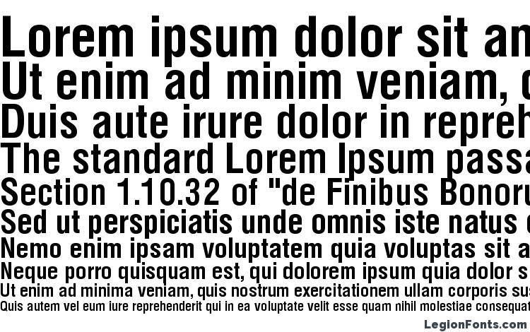specimens HeliosCond Bold font, sample HeliosCond Bold font, an example of writing HeliosCond Bold font, review HeliosCond Bold font, preview HeliosCond Bold font, HeliosCond Bold font