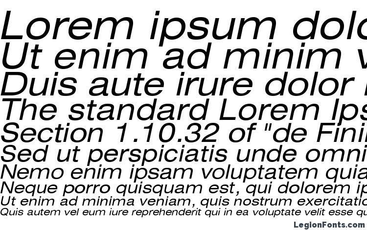 specimens HeliosExt Italic font, sample HeliosExt Italic font, an example of writing HeliosExt Italic font, review HeliosExt Italic font, preview HeliosExt Italic font, HeliosExt Italic font