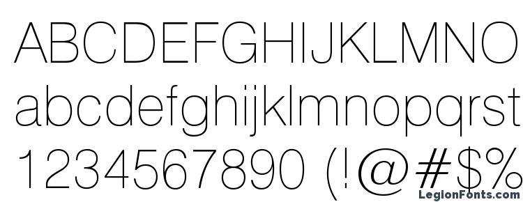 глифы шрифта Heliosthinc, символы шрифта Heliosthinc, символьная карта шрифта Heliosthinc, предварительный просмотр шрифта Heliosthinc, алфавит шрифта Heliosthinc, шрифт Heliosthinc