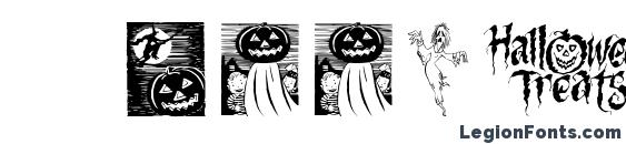 шрифт Helloween 2, бесплатный шрифт Helloween 2, предварительный просмотр шрифта Helloween 2