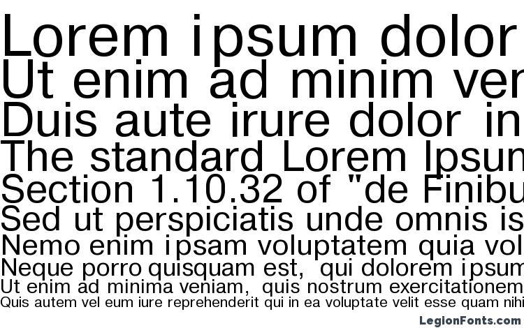 specimens HelvDL font, sample HelvDL font, an example of writing HelvDL font, review HelvDL font, preview HelvDL font, HelvDL font
