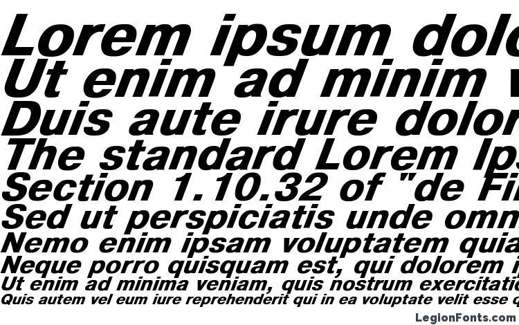 specimens Helvdlbi font, sample Helvdlbi font, an example of writing Helvdlbi font, review Helvdlbi font, preview Helvdlbi font, Helvdlbi font