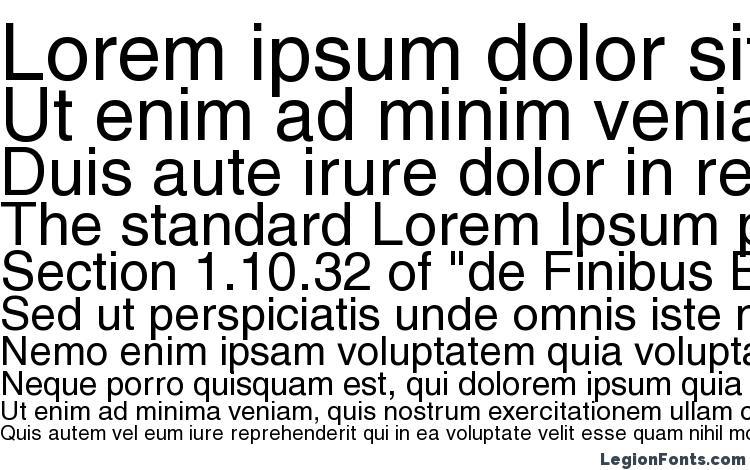Helvetica Cyrillic Font Download Free / LegionFonts
