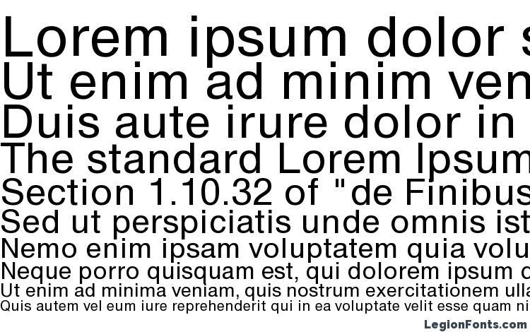 Helvetica Greek Upright Font Download Free / LegionFonts