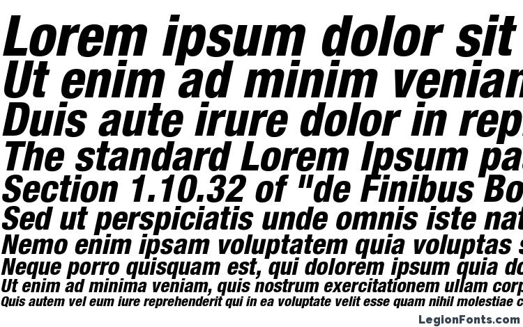 specimens Helvetica LT 87 Heavy Condensed Oblique font, sample Helvetica LT 87 Heavy Condensed Oblique font, an example of writing Helvetica LT 87 Heavy Condensed Oblique font, review Helvetica LT 87 Heavy Condensed Oblique font, preview Helvetica LT 87 Heavy Condensed Oblique font, Helvetica LT 87 Heavy Condensed Oblique font
