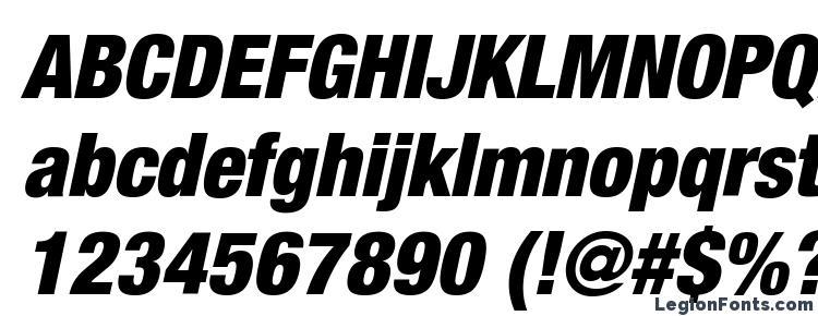 глифы шрифта Helvetica LT 97 Black Condensed Oblique, символы шрифта Helvetica LT 97 Black Condensed Oblique, символьная карта шрифта Helvetica LT 97 Black Condensed Oblique, предварительный просмотр шрифта Helvetica LT 97 Black Condensed Oblique, алфавит шрифта Helvetica LT 97 Black Condensed Oblique, шрифт Helvetica LT 97 Black Condensed Oblique
