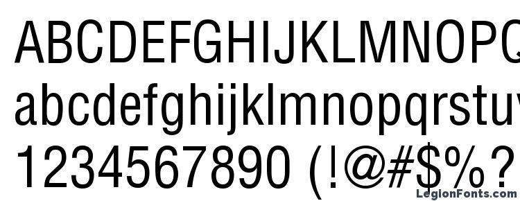 Helvetica LT Condensed Medium Font Download Free / LegionFonts