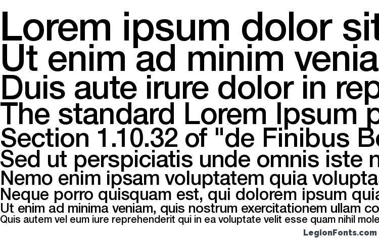 Helvetica Medium Font Download Free / LegionFonts