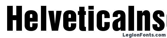 HelveticaInseratLTStd Roman Font, Stylish Fonts