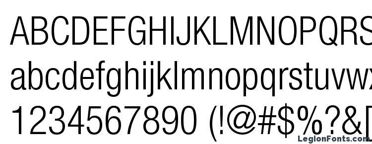 глифы шрифта HelveticaNeueLTStd LtCn, символы шрифта HelveticaNeueLTStd LtCn, символьная карта шрифта HelveticaNeueLTStd LtCn, предварительный просмотр шрифта HelveticaNeueLTStd LtCn, алфавит шрифта HelveticaNeueLTStd LtCn, шрифт HelveticaNeueLTStd LtCn