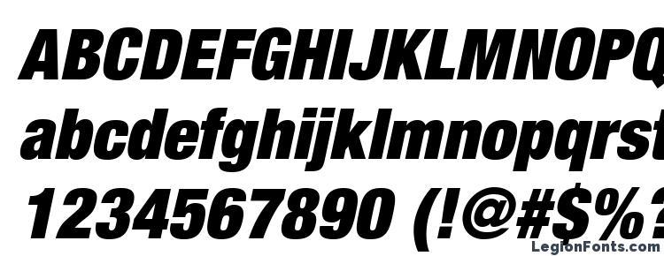 глифы шрифта HelveticaNeueLTStd XBlkCnO, символы шрифта HelveticaNeueLTStd XBlkCnO, символьная карта шрифта HelveticaNeueLTStd XBlkCnO, предварительный просмотр шрифта HelveticaNeueLTStd XBlkCnO, алфавит шрифта HelveticaNeueLTStd XBlkCnO, шрифт HelveticaNeueLTStd XBlkCnO