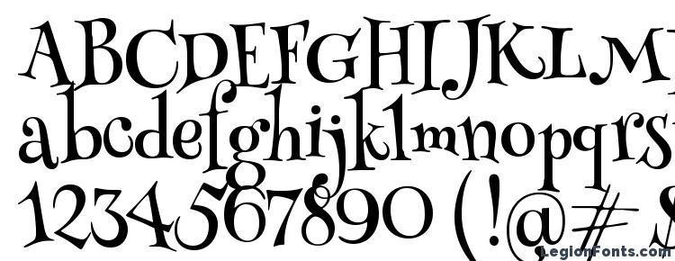 glyphs Henny Penny font, сharacters Henny Penny font, symbols Henny Penny font, character map Henny Penny font, preview Henny Penny font, abc Henny Penny font, Henny Penny font