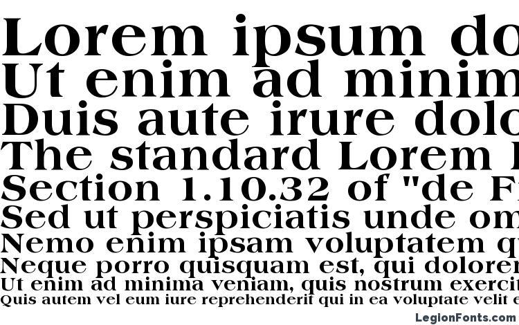 specimens Heritage Extra Bold font, sample Heritage Extra Bold font, an example of writing Heritage Extra Bold font, review Heritage Extra Bold font, preview Heritage Extra Bold font, Heritage Extra Bold font