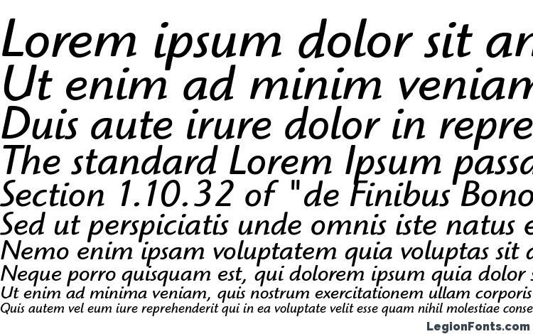 specimens Highlander ITC TT BookItalic font, sample Highlander ITC TT BookItalic font, an example of writing Highlander ITC TT BookItalic font, review Highlander ITC TT BookItalic font, preview Highlander ITC TT BookItalic font, Highlander ITC TT BookItalic font