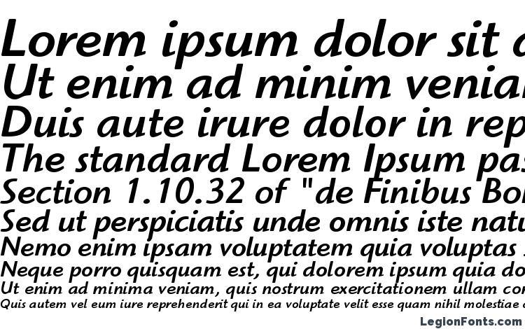 specimens HighlanderStd MediumItalic font, sample HighlanderStd MediumItalic font, an example of writing HighlanderStd MediumItalic font, review HighlanderStd MediumItalic font, preview HighlanderStd MediumItalic font, HighlanderStd MediumItalic font