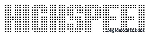 Highspeed Font