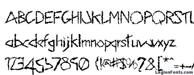 glyphs Hisky font, сharacters Hisky font, symbols Hisky font, character map Hisky font, preview Hisky font, abc Hisky font, Hisky font