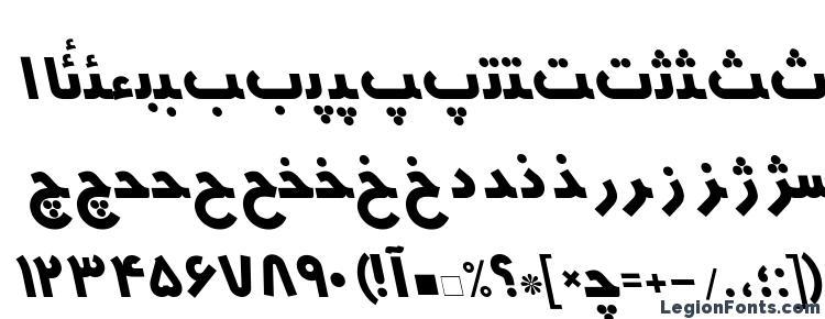 glyphs HMSYekta Regular Italic font, сharacters HMSYekta Regular Italic font, symbols HMSYekta Regular Italic font, character map HMSYekta Regular Italic font, preview HMSYekta Regular Italic font, abc HMSYekta Regular Italic font, HMSYekta Regular Italic font