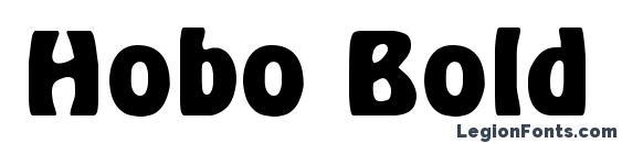 Hobo Bold Font