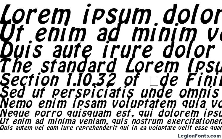 specimens HoboR Italic font, sample HoboR Italic font, an example of writing HoboR Italic font, review HoboR Italic font, preview HoboR Italic font, HoboR Italic font