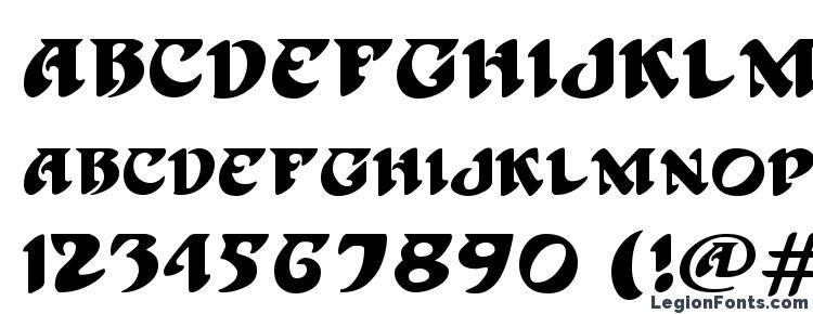 glyphs Hoffman Regular font, сharacters Hoffman Regular font, symbols Hoffman Regular font, character map Hoffman Regular font, preview Hoffman Regular font, abc Hoffman Regular font, Hoffman Regular font