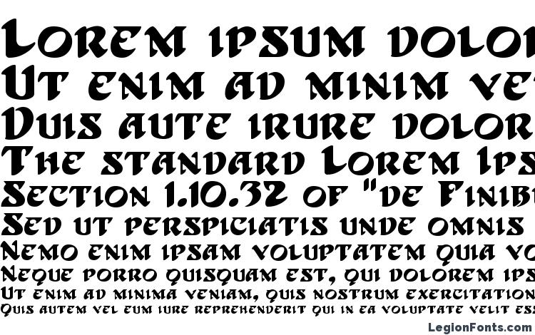specimens Hoffman Regular font, sample Hoffman Regular font, an example of writing Hoffman Regular font, review Hoffman Regular font, preview Hoffman Regular font, Hoffman Regular font
