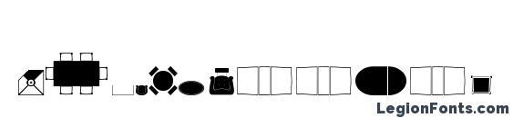 Homeplanning Font