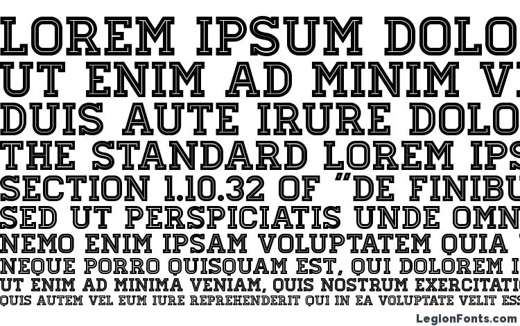 specimens Homestead Inline font, sample Homestead Inline font, an example of writing Homestead Inline font, review Homestead Inline font, preview Homestead Inline font, Homestead Inline font