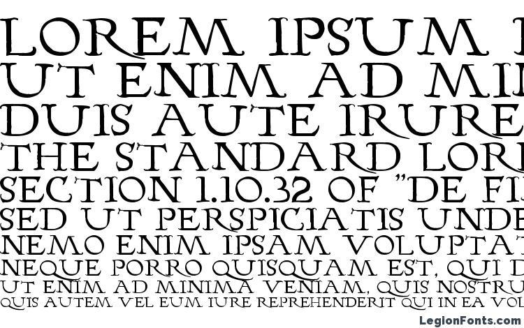specimens Hopfer hornbook font, sample Hopfer hornbook font, an example of writing Hopfer hornbook font, review Hopfer hornbook font, preview Hopfer hornbook font, Hopfer hornbook font