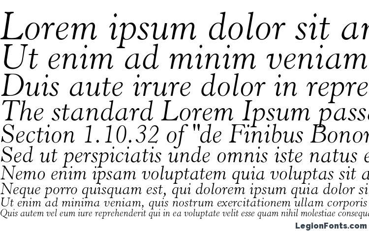 specimens Horley OS MT Light Italic font, sample Horley OS MT Light Italic font, an example of writing Horley OS MT Light Italic font, review Horley OS MT Light Italic font, preview Horley OS MT Light Italic font, Horley OS MT Light Italic font