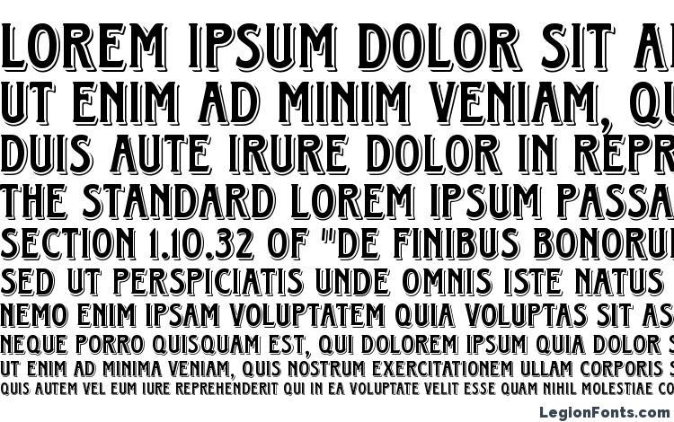 образцы шрифта HorndonD, образец шрифта HorndonD, пример написания шрифта HorndonD, просмотр шрифта HorndonD, предосмотр шрифта HorndonD, шрифт HorndonD