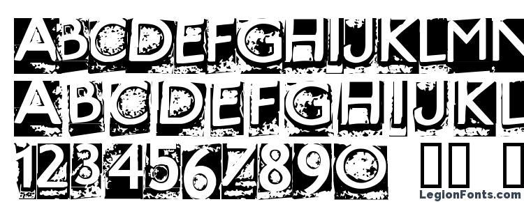 глифы шрифта Hotmetal normal, символы шрифта Hotmetal normal, символьная карта шрифта Hotmetal normal, предварительный просмотр шрифта Hotmetal normal, алфавит шрифта Hotmetal normal, шрифт Hotmetal normal