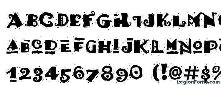 glyphs HotTamale font, сharacters HotTamale font, symbols HotTamale font, character map HotTamale font, preview HotTamale font, abc HotTamale font, HotTamale font